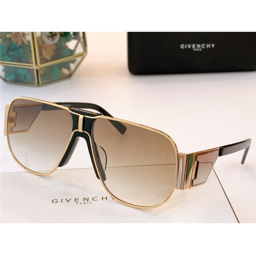 Givenchy AAA Quality Sunglasses #839220 $60.00 USD, Wholesale Replica Givenchy AAA Sunglasses
