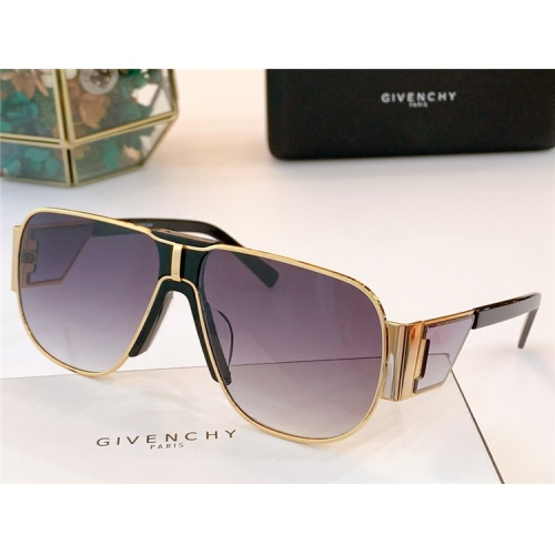 Givenchy AAA Quality Sunglasses #839221 $60.00 USD, Wholesale Replica Givenchy AAA Sunglasses