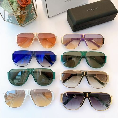 Replica Givenchy AAA Quality Sunglasses #839221 $60.00 USD for Wholesale
