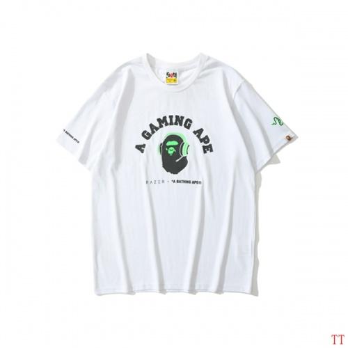 Bape T-Shirts Short Sleeved For Men #839228