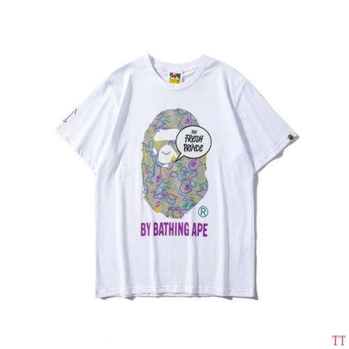 Bape T-Shirts Short Sleeved For Men #839236