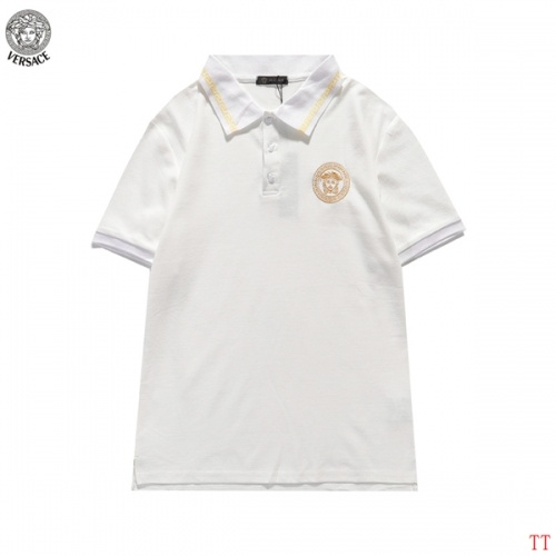 Versace T-Shirts Short Sleeved For Men #839262
