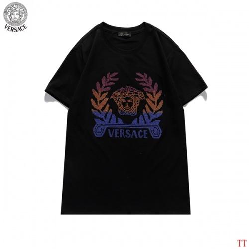 Versace T-Shirts Short Sleeved For Men #839267