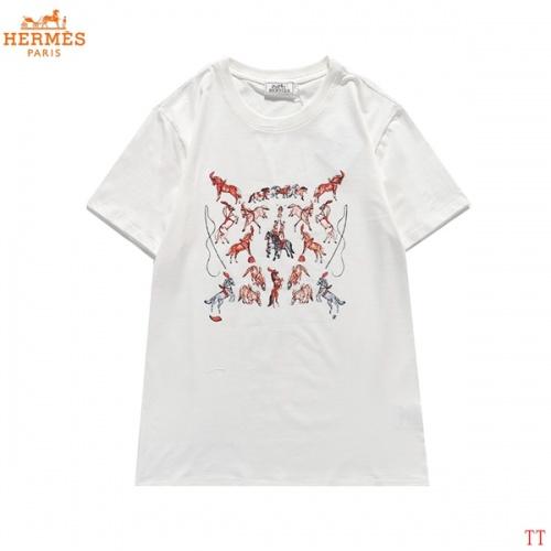 Hermes T-Shirts Short Sleeved For Men #839280