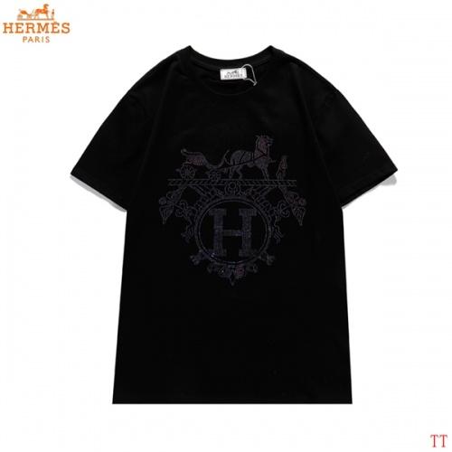Hermes T-Shirts Short Sleeved For Men #839283