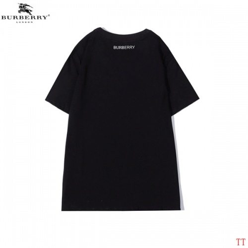 Replica Burberry T-Shirts Short Sleeved For Men #839298 $27.00 USD for Wholesale