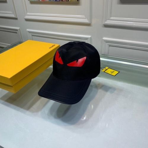 Replica Fendi Caps #839309 $34.00 USD for Wholesale