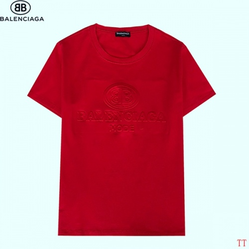 Balenciaga T-Shirts Short Sleeved For Men #839313