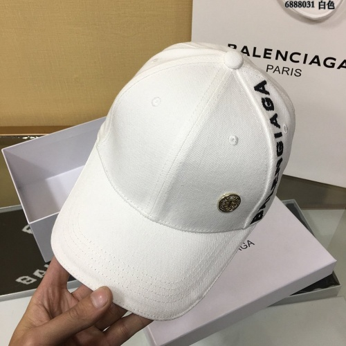 Replica Balenciaga Caps #839321 $34.00 USD for Wholesale
