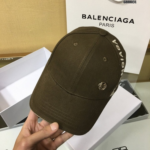 Replica Balenciaga Caps #839324 $34.00 USD for Wholesale