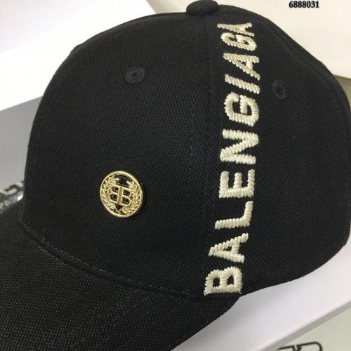 Replica Balenciaga Caps #839325 $34.00 USD for Wholesale