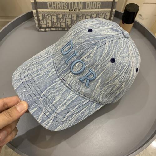 Christian Dior Caps #839326 $36.00 USD, Wholesale Replica Christian Dior Caps
