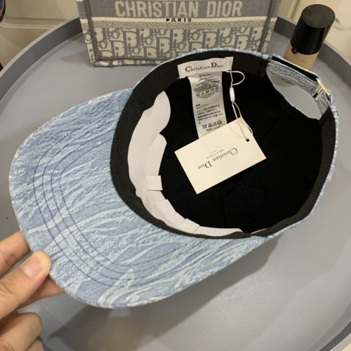 Replica Christian Dior Caps #839326 $36.00 USD for Wholesale