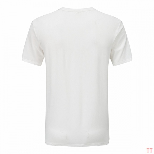 Replica Givenchy T-Shirts Short Sleeved For Men #839335 $27.00 USD for Wholesale