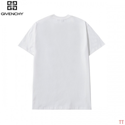 Replica Givenchy T-Shirts Short Sleeved For Men #839337 $27.00 USD for Wholesale