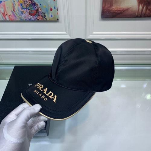 Prada Caps #839358 $36.00 USD, Wholesale Replica Prada Caps