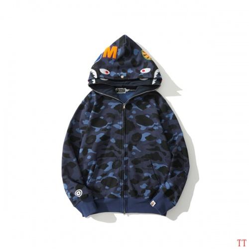 Bape Hoodies Long Sleeved For Men #839361