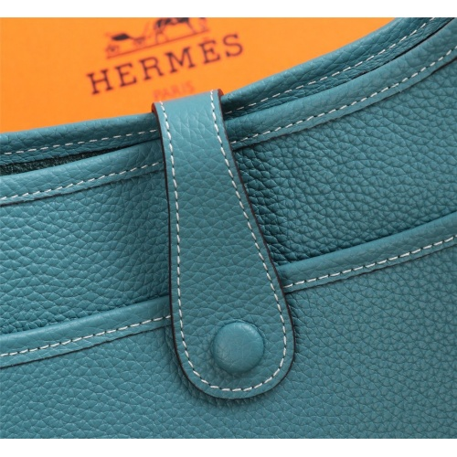 Replica Hermes AAA Quality Messenger Bags For Women #839382 $128.00 USD for Wholesale