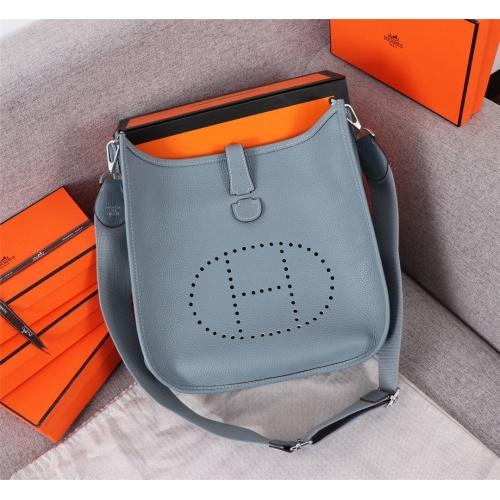 Hermes AAA Quality Messenger Bags For Women #839383 $128.00 USD, Wholesale Replica Hermes AAA Quality Messenger Bags