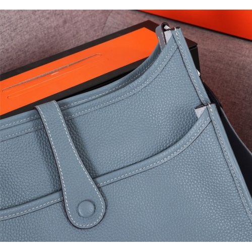 Replica Hermes AAA Quality Messenger Bags For Women #839383 $128.00 USD for Wholesale