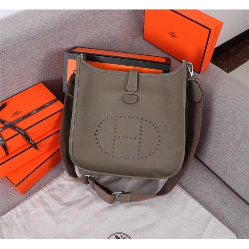 Hermes AAA Quality Messenger Bags For Women #839385 $128.00, Wholesale Replica Hermes AAA Quality Messenger Bags