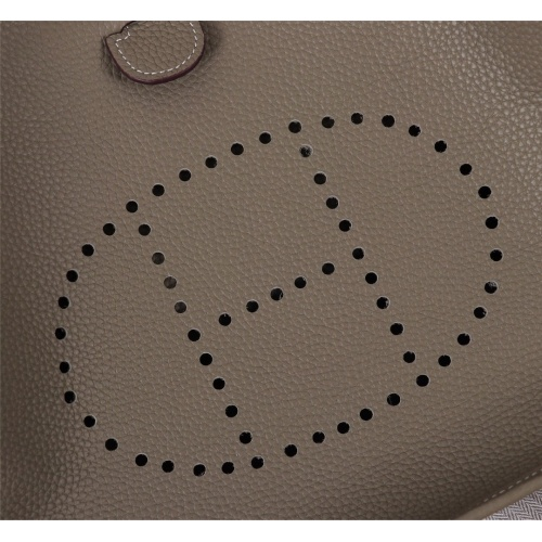Replica Hermes AAA Quality Messenger Bags For Women #839385 $128.00 USD for Wholesale