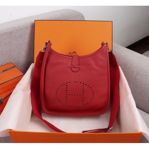 Hermes AAA Quality Messenger Bags For Women #839388 $128.00, Wholesale Replica Hermes AAA Quality Messenger Bags