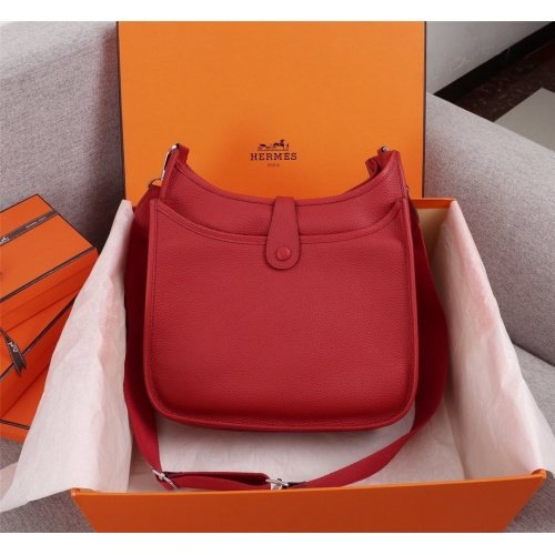 Replica Hermes AAA Quality Messenger Bags For Women #839388 $128.00 USD for Wholesale
