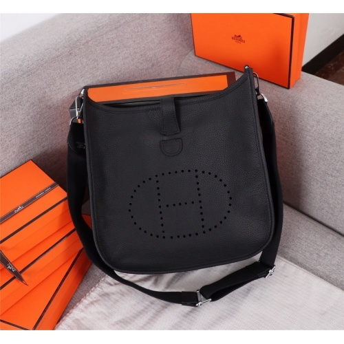 Hermes AAA Quality Messenger Bags For Women #839389 $128.00, Wholesale Replica Hermes AAA Quality Messenger Bags
