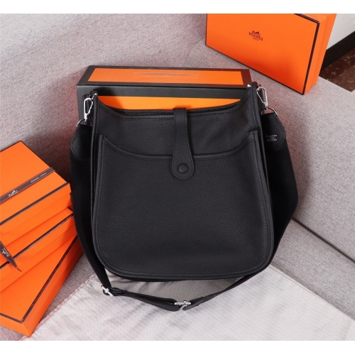Replica Hermes AAA Quality Messenger Bags For Women #839389 $128.00 USD for Wholesale