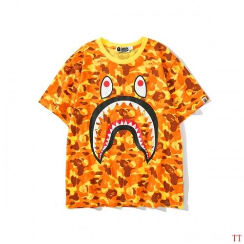 Bape T-Shirts Short Sleeved For Men #839390