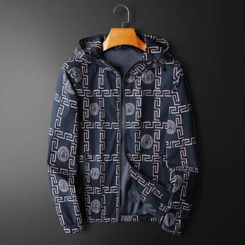 Versace Jackets Long Sleeved For Men #839409