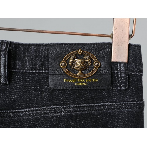 Replica Burberry Jeans For Men #839423 $48.00 USD for Wholesale