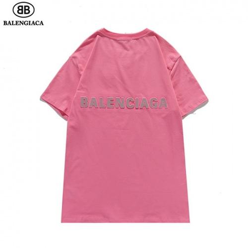 Balenciaga T-Shirts Short Sleeved For Men #839431 $27.00, Wholesale Replica Balenciaga T-Shirts