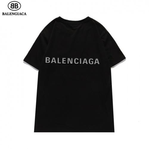 Balenciaga T-Shirts Short Sleeved For Men #839432