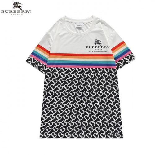 Burberry T-Shirts Short Sleeved For Men #839435 $27.00 USD, Wholesale Replica Burberry T-Shirts