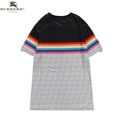 Replica Burberry T-Shirts Short Sleeved For Men #839437 $27.00 USD for Wholesale