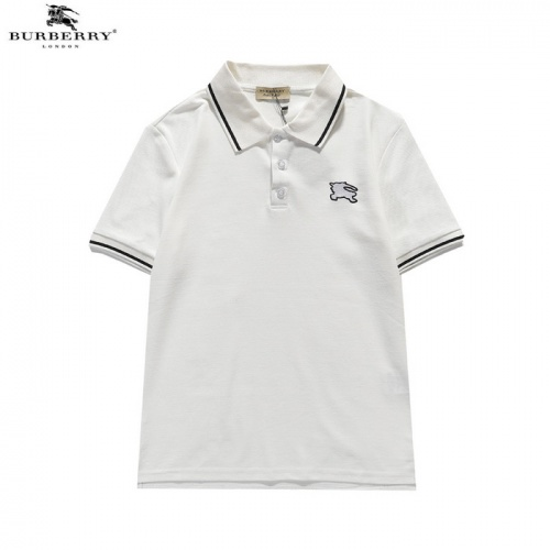 Burberry T-Shirts Short Sleeved For Men #839438 $34.00, Wholesale Replica Burberry T-Shirts