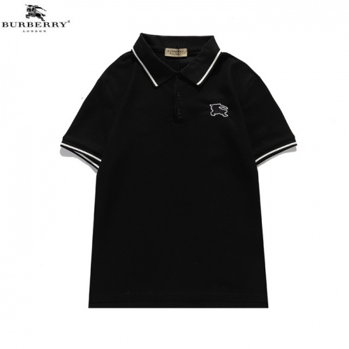 Burberry T-Shirts Short Sleeved For Men #839439 $34.00, Wholesale Replica Burberry T-Shirts