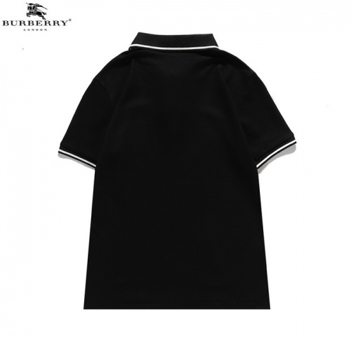 Replica Burberry T-Shirts Short Sleeved For Men #839439 $34.00 USD for Wholesale