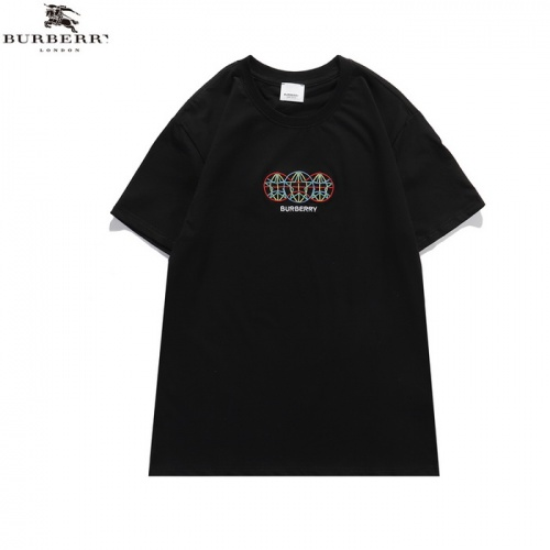 Burberry T-Shirts Short Sleeved For Men #839441 $25.00 USD, Wholesale Replica Burberry T-Shirts