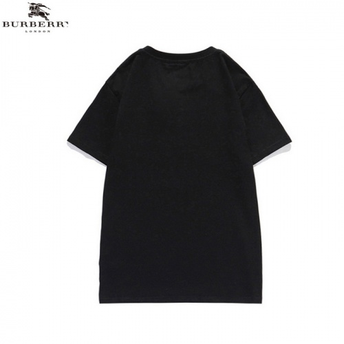 Replica Burberry T-Shirts Short Sleeved For Men #839441 $25.00 USD for Wholesale