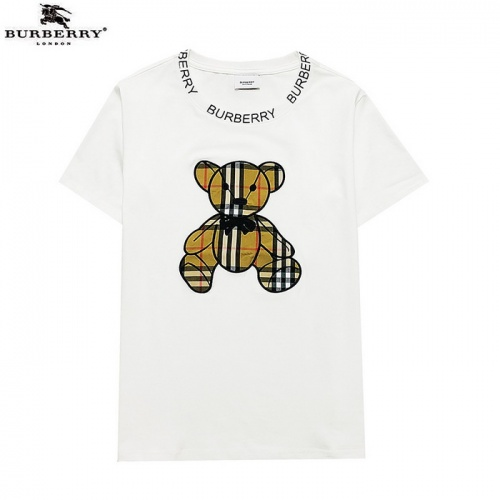 Burberry T-Shirts Short Sleeved For Men #839446 $27.00 USD, Wholesale Replica Burberry T-Shirts