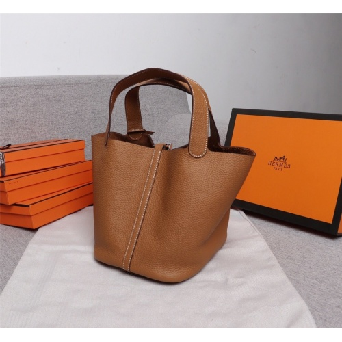 Replica Hermes AAA Quality Handbags For Women #839527 $102.00 USD for Wholesale