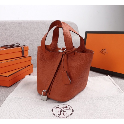 Replica Hermes AAA Quality Handbags For Women #839528 $102.00 USD for Wholesale