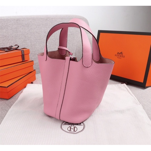 Replica Hermes AAA Quality Handbags For Women #839529 $102.00 USD for Wholesale