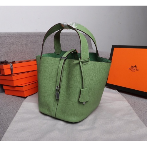 Replica Hermes AAA Quality Handbags For Women #839530 $102.00 USD for Wholesale