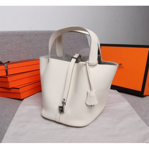 Replica Hermes AAA Quality Handbags For Women #839531 $102.00 USD for Wholesale