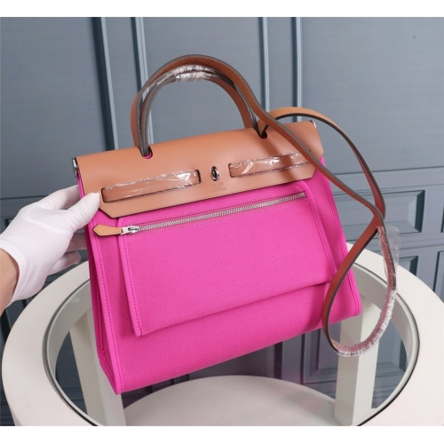 Replica Hermes AAA Quality Handbags For Women #839533 $170.00 USD for Wholesale