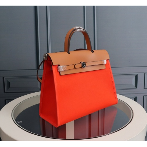 Replica Hermes AAA Quality Handbags For Women #839534 $170.00 USD for Wholesale